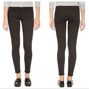 Frame Le High Skinny Jeans Mid Rise Ankle Jeans